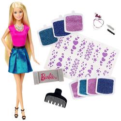 Barbie�s Glitzy Gladness Doll Set