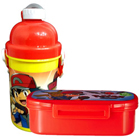 Fancy Off to School Pokemon Design Tiffin Set
