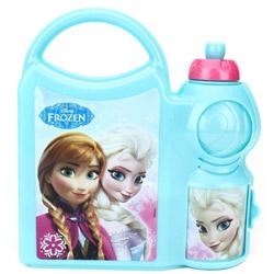 Charming Off to School Disney Frozen Design Tiffin Set