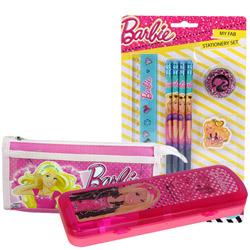 Superb Kids Delight Barbie Stationery Set