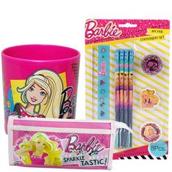 Exclusive Kids Essential Barbie Stationery Set