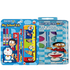 Superb Kids Favorite Doraemon Designed Stationery Set