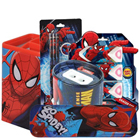 Charming Spider Man Designed Stationery Set for Lovely Kids