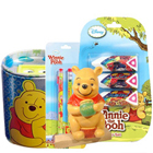 Attractive Winnie The Pooh Stationery Set for School Going Kids