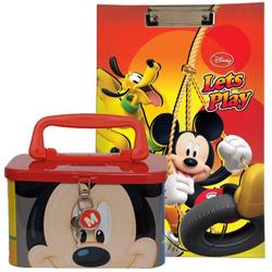 Impressive Disney Mickey Stationary Set for School Going Kids