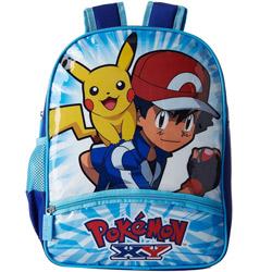 Smashing Kids Special Blue School Bag - Pokemon Print