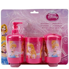 Stylish Bathroom Set with Disney Princess