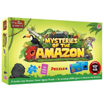 Beautiful Madzzle Mysteries of the Amazon Brought to You by MadRat Games