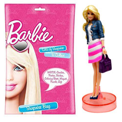 Fabulous Barbie Doll with Barbie Surprise Bag for Your Dear Daughter
