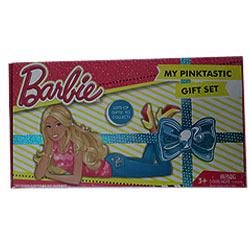 Enthralling Arrangement of Barbie My Glam Kit for Little Girl