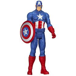 Superb Arrangement of Marvel Avengers Captain America Action Figurine for Children