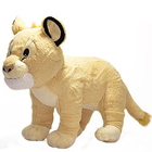 Attractive and Excellent Lion Cub Soft Toy