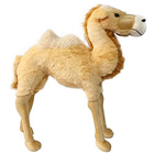 Elegant and Eye-Catching Standing Camel Soft Toy