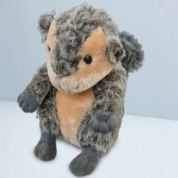 Extremely Sweet Squirrel Soft Toy