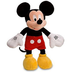 Jaw Dropping Disney Mickey Mouse Soft Toy