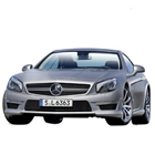 Maisto's Royal Admiration RC ~ Mercedes-Benz SL AMG 63 Model Car