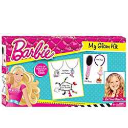 Jocose Bedecking Multi Color Glam Kit from Barbie