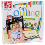 Wonderful Paper Quilling Sheets by ToyKraft