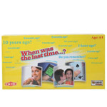 Great Zapak - When Was The Last Time Board Game