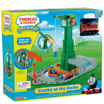 Joviality Fisher-Price Thomas the Train Take-n-Play Set