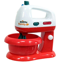 Superb Present of My Family Happy Blender for Cute Child