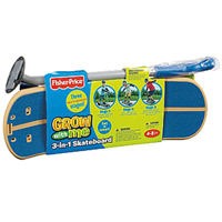 Beautiful Plat Set of Fisher Price 3 in 1 Skate Board for Young Child