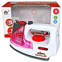 Smart Looking Iron Play Set for Kids from My Happy Family