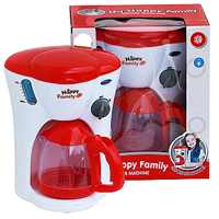 Fancy Coffee Maker Play Set from the House of My Happy Family