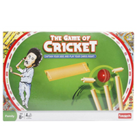 Delightful Funskool Special The Game of Cricket Set for Little Ones