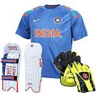 Indian Skipper MS Dhoni Wicket Keeping Kit