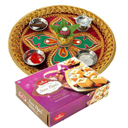 Irresistible Gift of Haldirams Soan Papri
