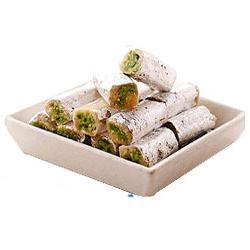 Delicious Kaju Roll