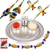 Fashionable Rakhi Special Gift Hamper