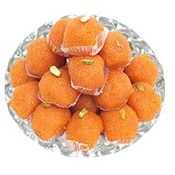 Boondi Ladoo 250 Gms. Rakhi Gift Set