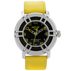 Maintaining Time with Timex Helix Drifter Watch in Black and Yellow for Men