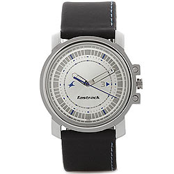 Sophisticated Analog Watch for Gents Provided by Titan Fastrack