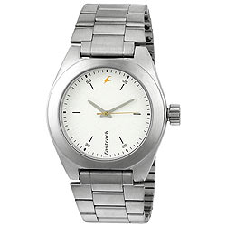 Appealing Metallic Gents Watch Brought to You by Titan Fastrack
