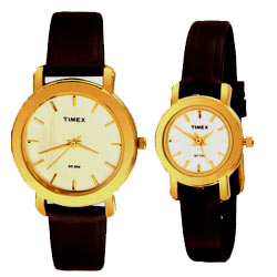 Outstanding Couple's Watches from the House of Timex