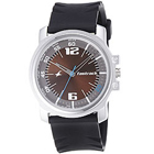 Charming Analog Round Dial Gents Watch Presented by Fastrack