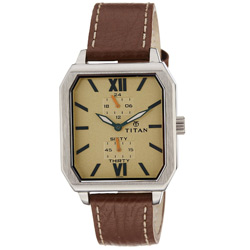 Classic Gents Wrist Watch from Titan