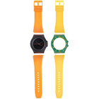Showy Analog Unisex Watch from Fastrack