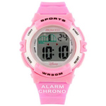 Pleasant Pink Disney Kids Wrist Watch