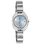 Spectacular Fastrack Metallic Watch for Women