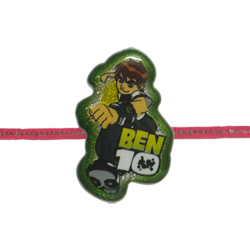 Fancy Ben10 Kid's Rakhi