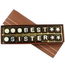 Best Sister Homemade Chocolates